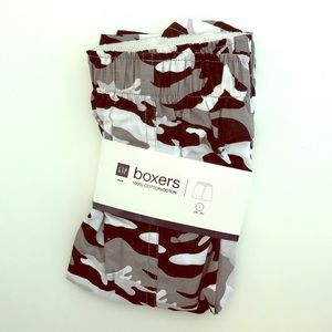 🌟 Camo Boxer Shorts